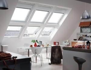 GHU покривен прозорец