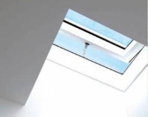 Покривен прозорец за плосък покрив