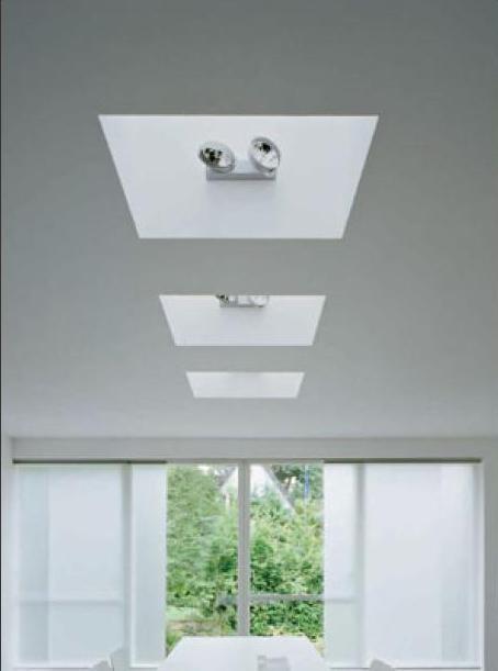 Покривни прозорци за плосък покрив с постамент