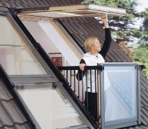 Прозорец-балкон