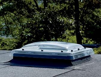Покривни прозорци за плосък покрив